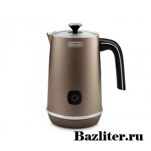 - кофемашину с автоматическим капучинатором.