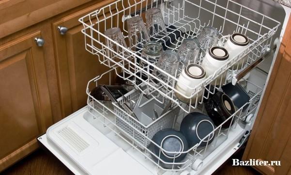 Посудомоечная машина основное средство