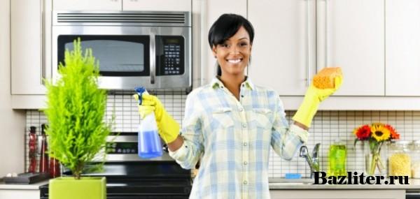 Топ-7 верных способов по очистке микроволновой СВЧ-печи: особенности, правила и секреты