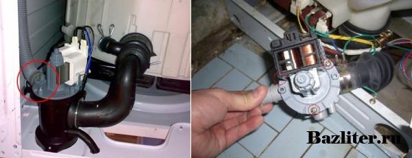 Не работает слив в стиральной машине. Причины и советы по устранению