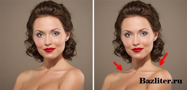 Введение в фотошоп (Photoshop) (Часть 13. Фильтр пластики)