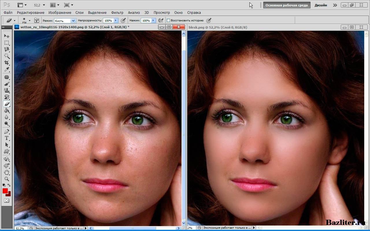 Фото женских лиц макияж специалисты готовы