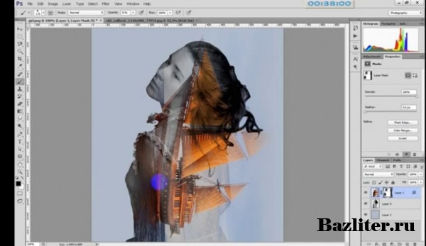 Виды корректирующих слоев в программе фотошоп