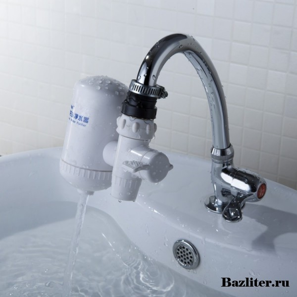 Системы фильтрации воды в доме или квартире бюджетного типа