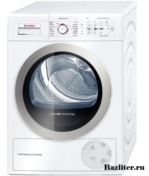 Где собирают современные стиральные машины марки Bosch?