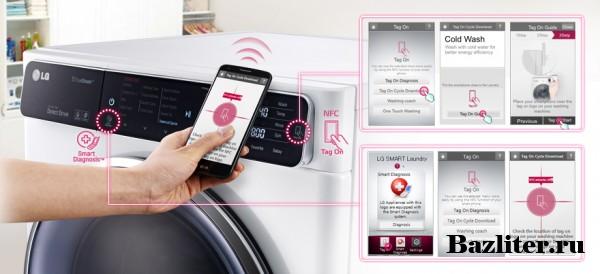 Где собирают современные стиральные машины марки LG?