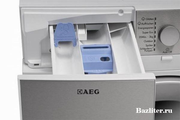 Где собирают современные стиральные машины марки AEG?