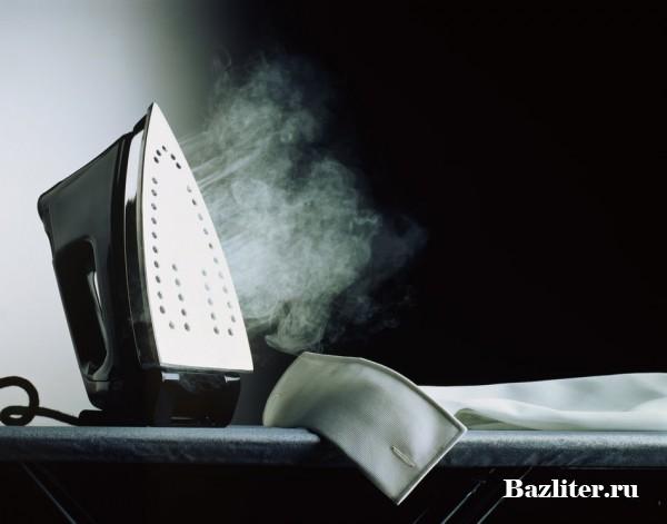 Выбор утюга исходя из его уровня защиты. Безопасность устройства