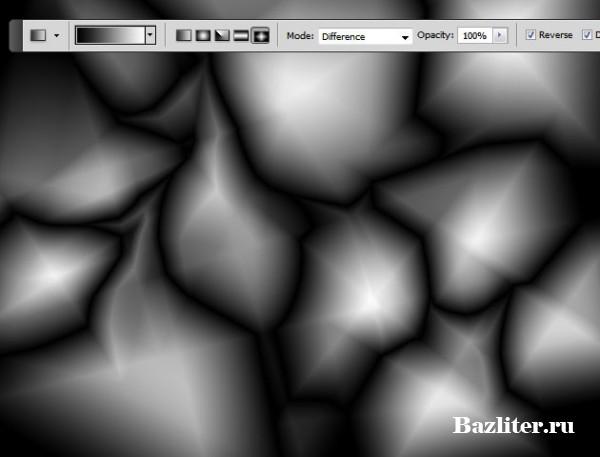 Создание текстуры помятой бумаги с помощью фильтра тиснения Emboss в фотошоп