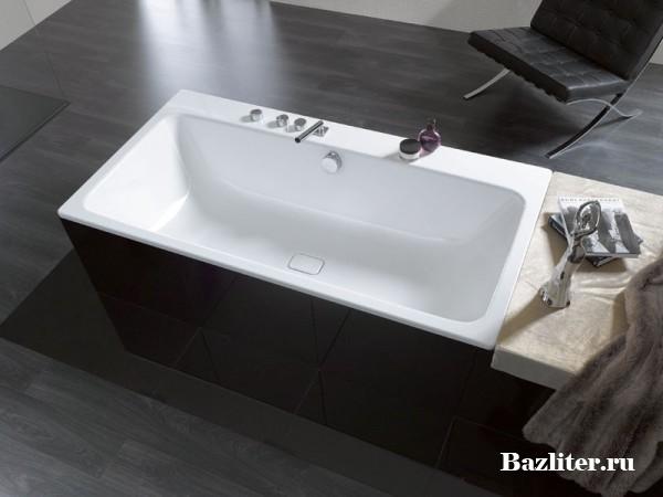 Стальная ванна. Преимущества и недостатки