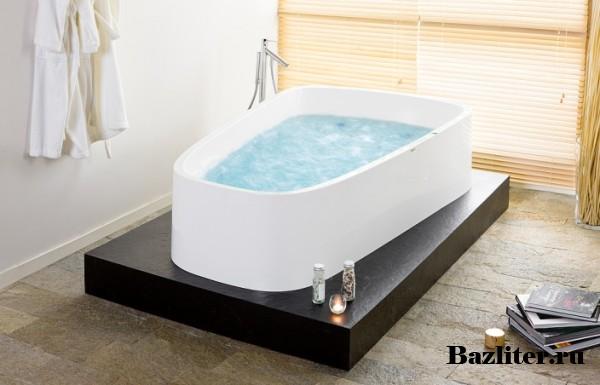 Акриловая ванна. Преимущества и недостатки