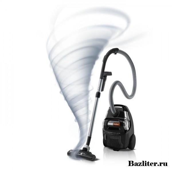 мощность пылесоса
