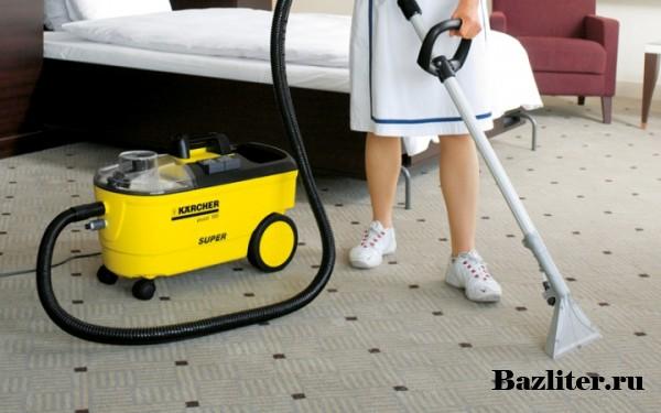Выбор пылесоса исходя из функции моющей уборки