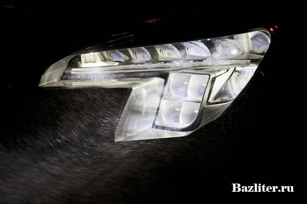 Светодиодные фары автомобиля. Особенности, преимущества и недостатки