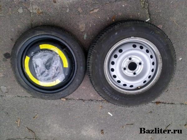 Докатка или запасное колесо. В чем отличие