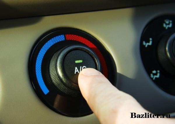 Как заправить кондиционер в автомобиле самостоятельно