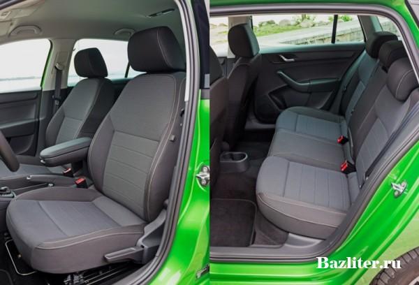 Сильные стороны автомобиля: Skoda Rapid. Честный обзор и отзыв