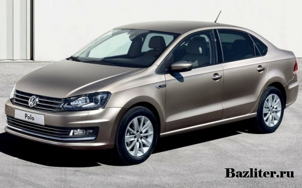 Сильные стороны автомобиля: Volkswagen Polo Sedan