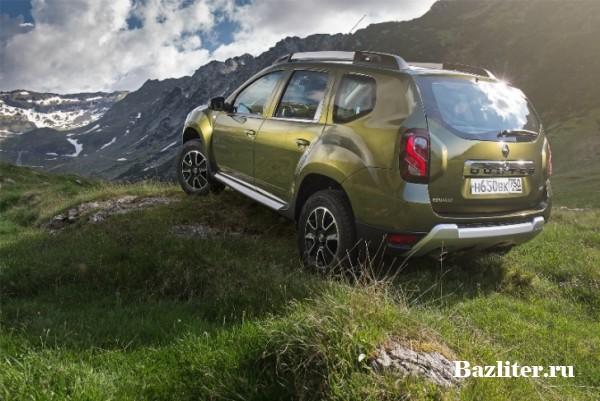 Сильные стороны автомобиля: Renault Duster. Честный обзор и отзыв