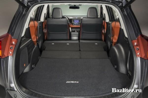 Сильные стороны автомобиля: Toyota RAV4. Честный обзор и отзыв