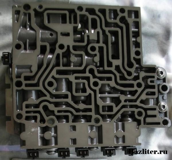 Автоматическая коробка передач. Принцип работы