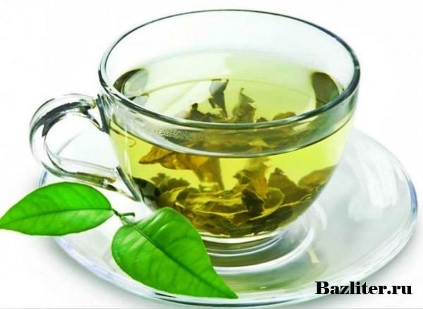 Полезные свойства чая: список витаминов и веществ