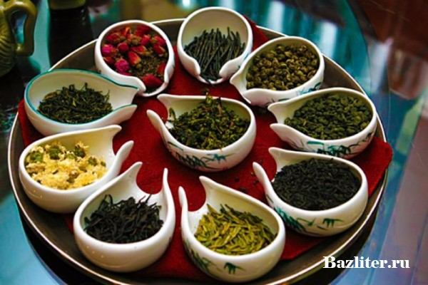 Классификация чая по стране произрастания и добавкам