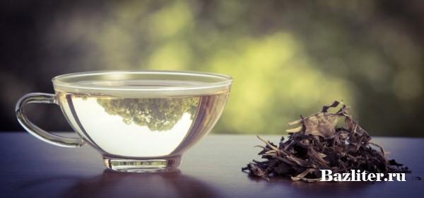 Белый чай. Особенности и вкусовые качества