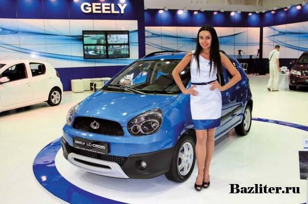 Geely LC Cross: недоработанный китаец из Беларуси