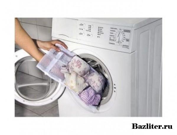 Мешок для стирки в стиральной машине: особенности, назначение, виды и рекомендации