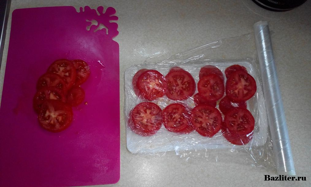 Замороженные помидоры в домашних условиях 826
