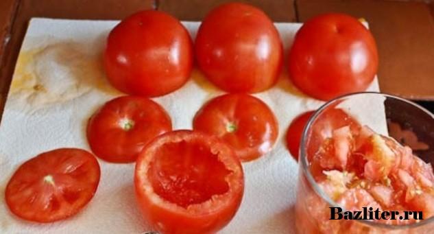 Замороженные помидоры в домашних условиях 669