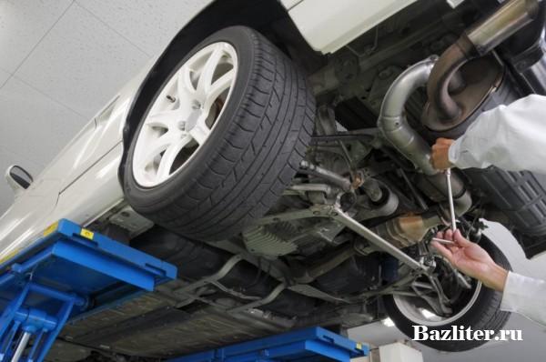 Автомобильная подвеска. Принцип работы и основные неисправности
