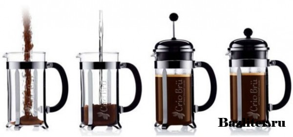 Френч-пресс для кофе. Как выбрать и как заваривать в нем кофе