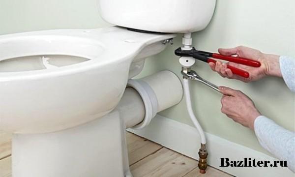 Как демонтировать старый и установить новый унитаз своими руками? Особенности и инструкция