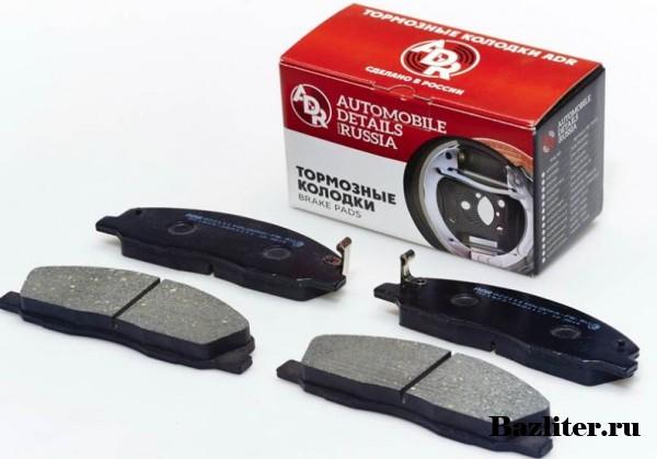 Какие выбрать тормозные колодки для автомобиля