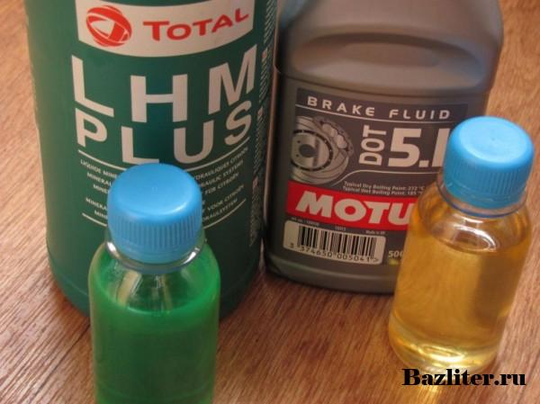 Замена тормозной жидкости. Какую выбрать и когда стоит менять