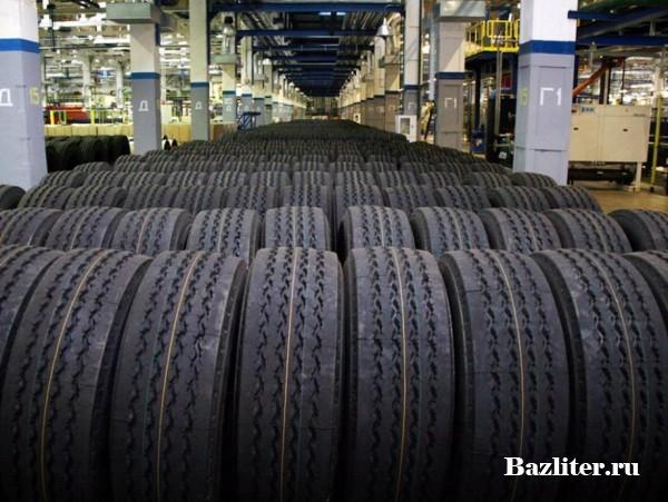 Из чего делают автомобильные шины. Химический состав