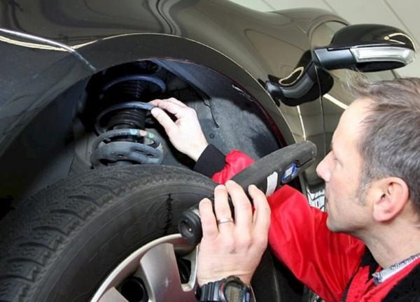 Что такое автомобильный амортизатор и как проверить его на исправность