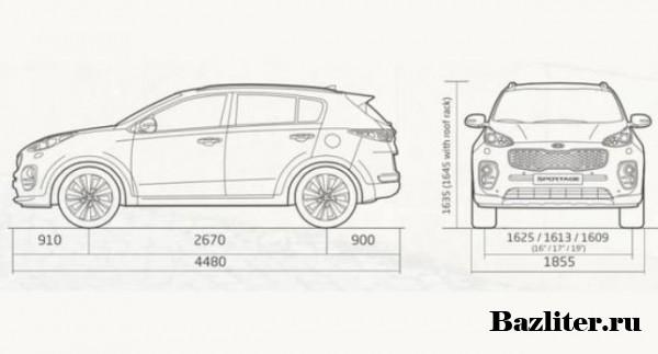 Kia Sportage. Честный обзор и отзыв на автомобиль