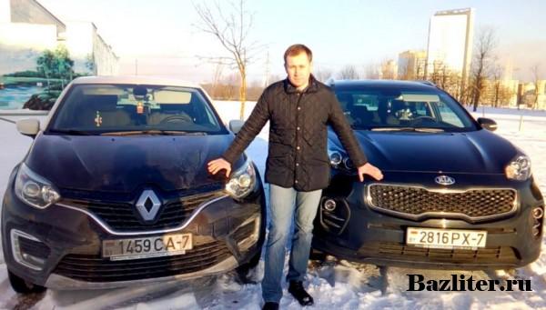 Renault Kaptur и Kia Sportage. Сравнительный обзор автомобилей