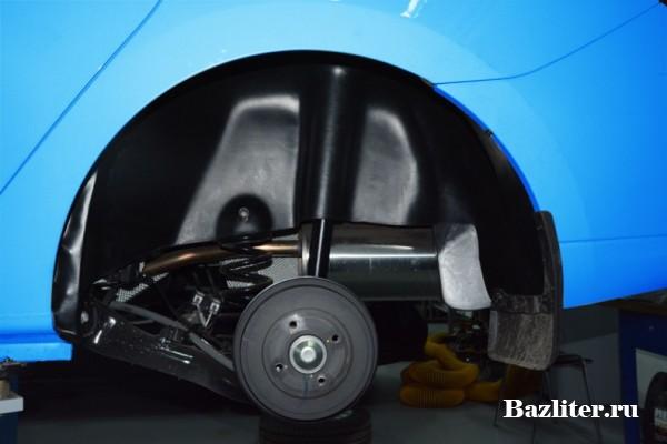 Что такое автомобильные подкрылки. Особенности, виды и для чего нужны