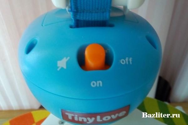 Честный обзор детского мобиля Tiny Love Take Along Mobile (2-е поколение): плюсы и минусы