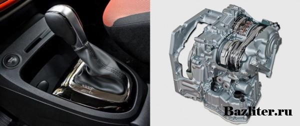 Renault Kaptur: обзор вариатора CVT X-Tronic (Jatco JF015E)