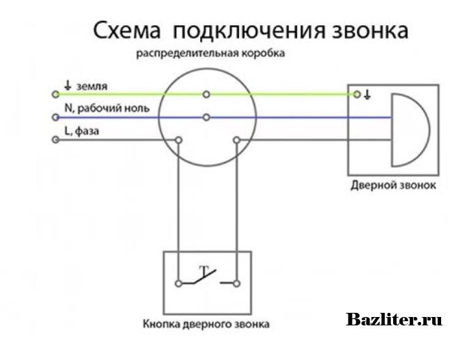 Электромеханический звонок своими руками 83
