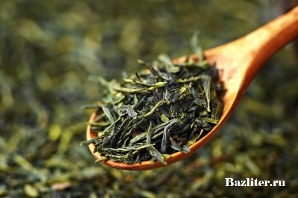 особенности зеленого чая