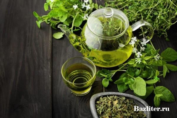 Зеленый чай. Особенности, польза и вред для организма