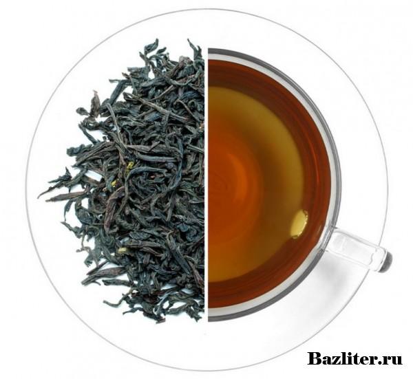 Самые популярные сорта черного чая