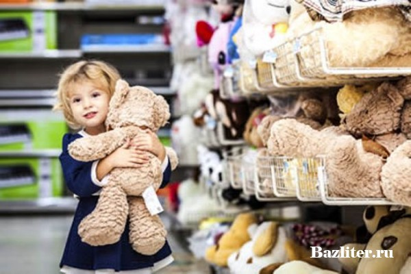 Как ходить с ребенком в магазин без слез и истерик