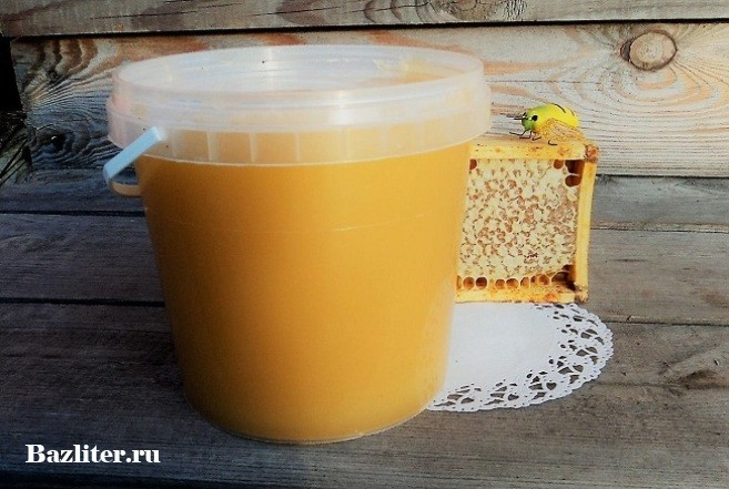 Хранение мёда в домашних условиях 701